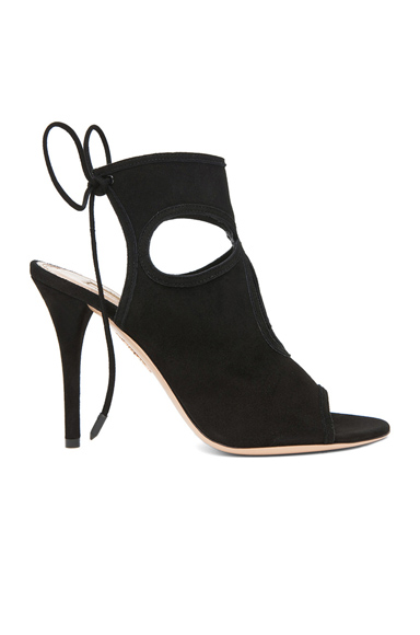 Sexy Thing Suede Heels