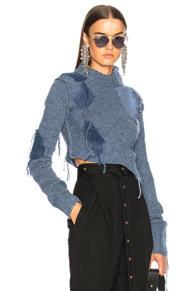 Olia Patch Sweater