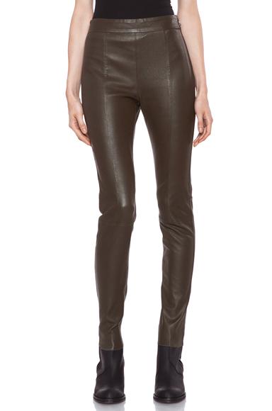 Best Lambskin Leather Pant