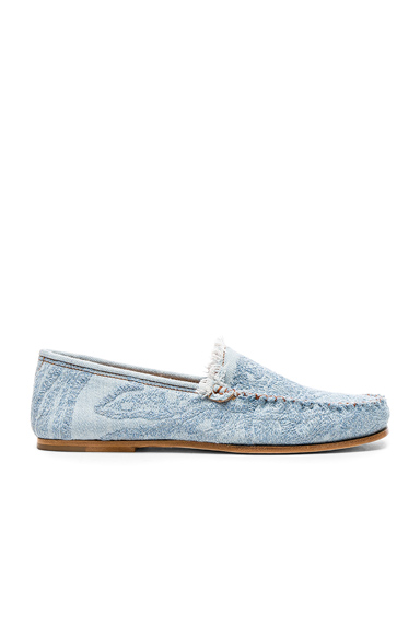 Jackson Denim Loafers