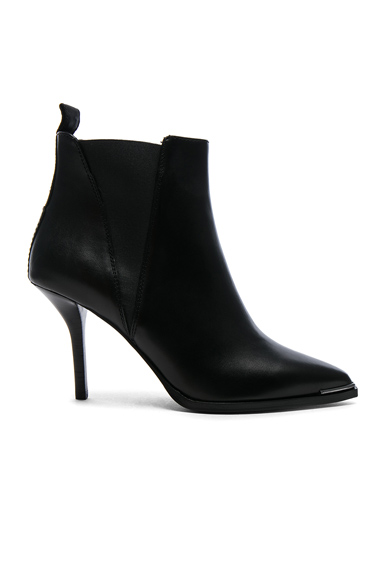 Leather Jemma Booties