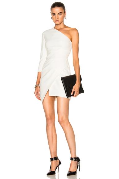 Cady One Shoulder Dress