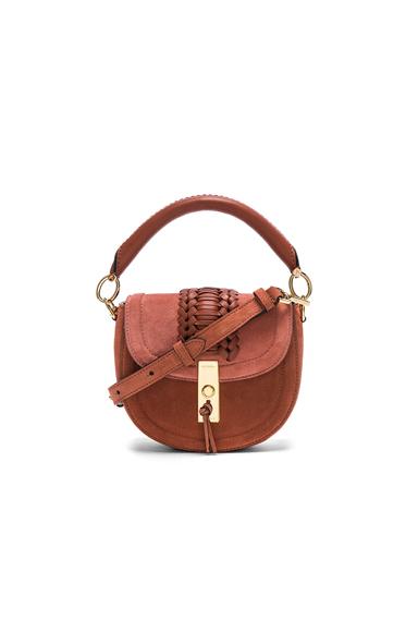 Ghianda Tubular Top Handle Mini Bag