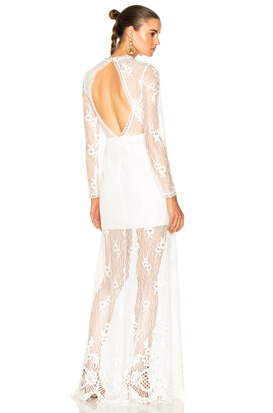 Rizer Long Dress