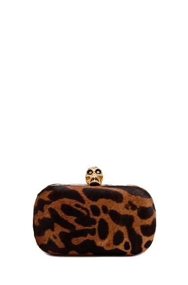 Skull Handbag w/ Strap
