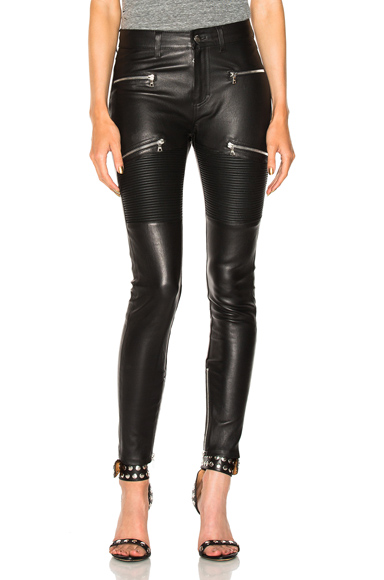 Lx1 Leather Skinny