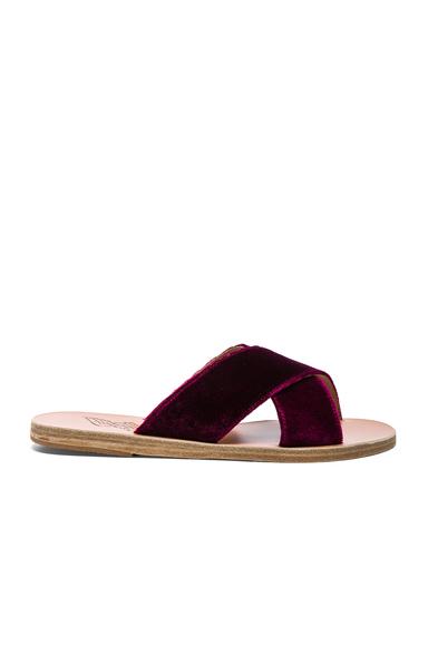Velvet Thais Sandals