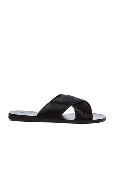 Thais Pony Sandals