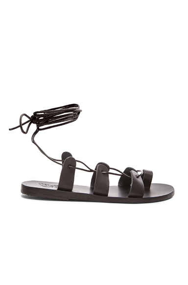 Leather Alcyone Sandals