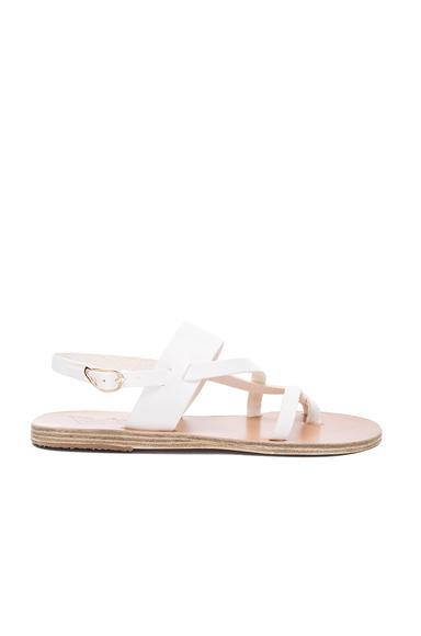 Alethea Leather Sandals