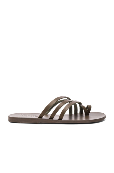 Leather Apli Amalia Sandals