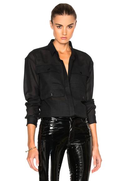 4 Pocket Long Sleeve Shirt
