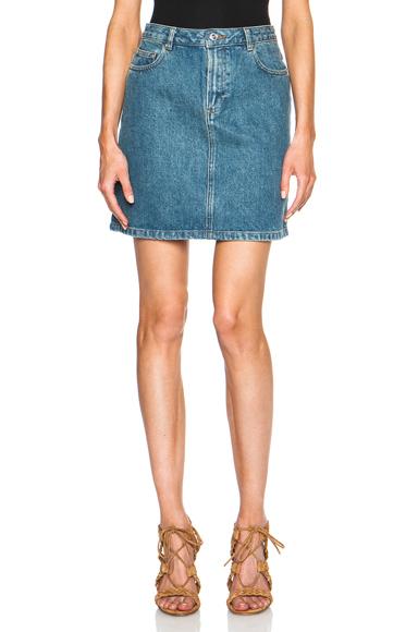 Standard Denim Skirt