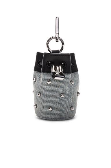 Mini Roxy Stud Keychain