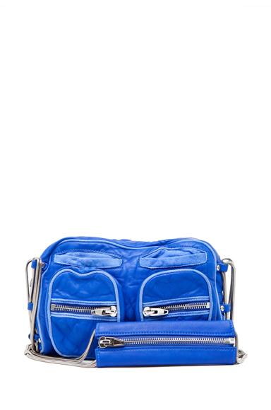 Brenda Zip Chain Bag