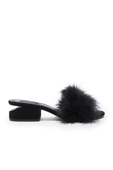 Feather Lou Slides