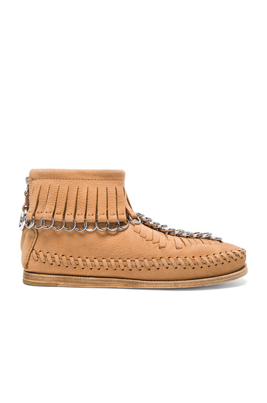 Leather Montana Booties