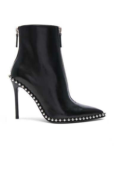 Leather Eri Boots