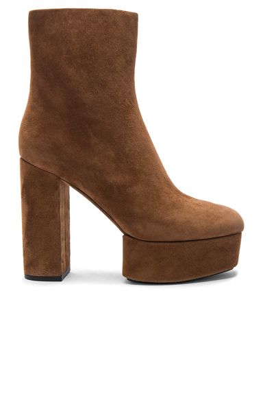 Cora Suede Boots