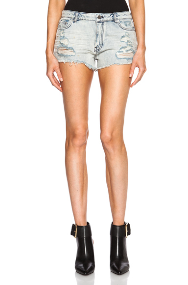Jean Shorts 3