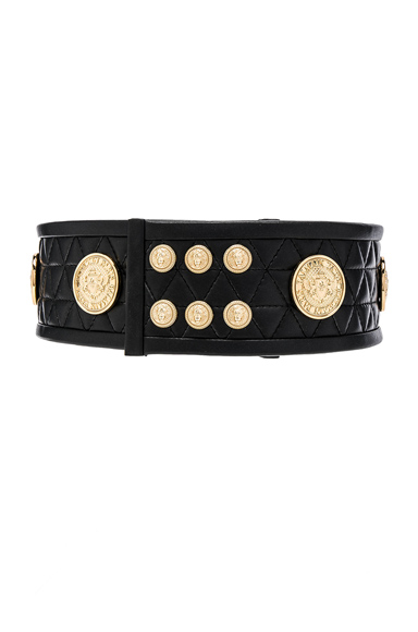 Leather Rivet Belt
