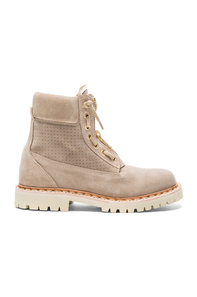 Suede Taiga Boots