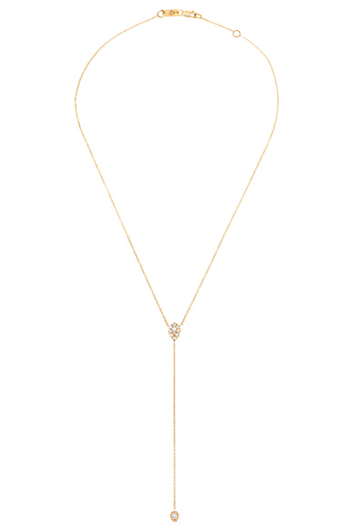 Stella Lariat Necklace