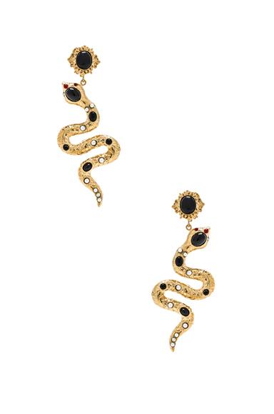 Serpente Earrings