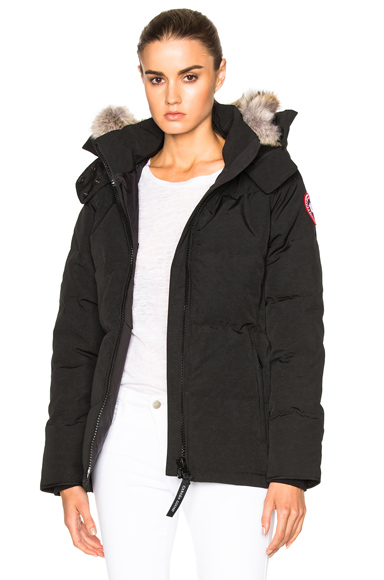 Chelsea Parka with Coyote Fur