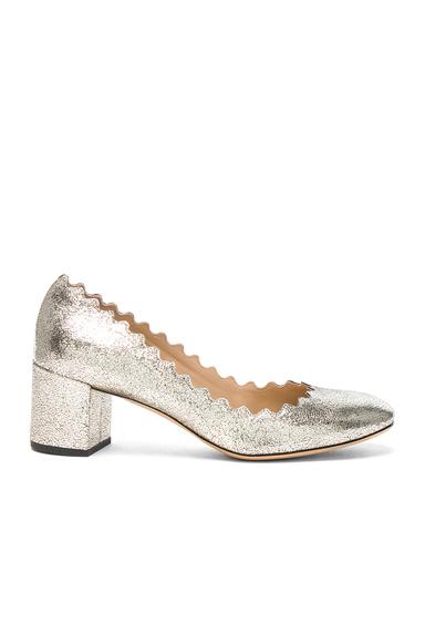 Leather Lauren Heels