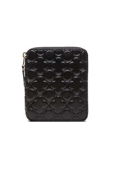 Star Embosed Classic Wallet