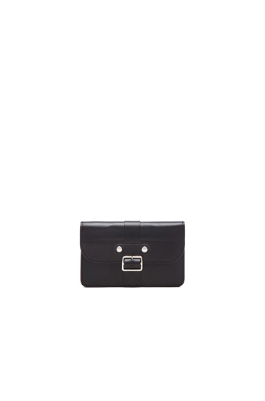 Small 3 Pocket Buckle Wallet