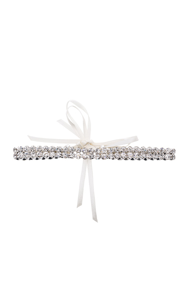 Diamante Choker No. 2