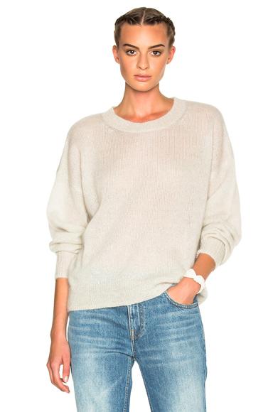 Clifton Mohair Sweater