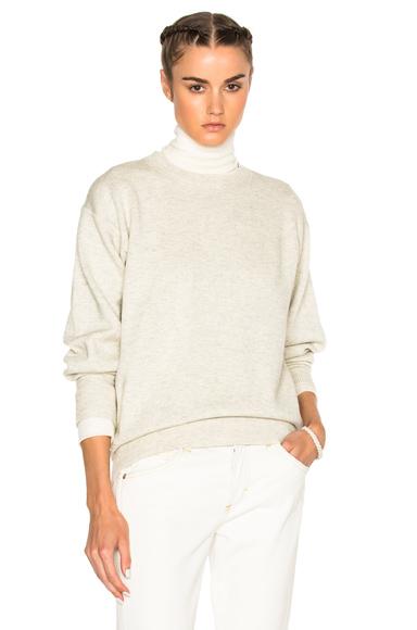 Benton Double Regular Sweater