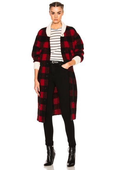 Glitz Blanket Coat