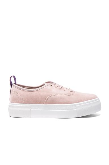Suede Mother Sneakers