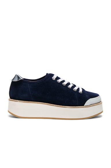 Suede Tatum Sneakers