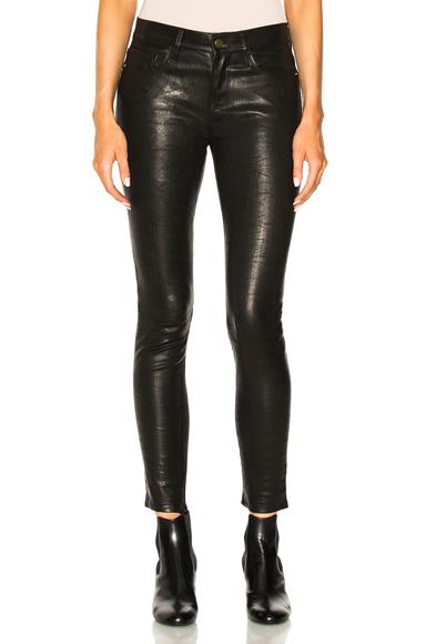 Leather Le Skinny De Jeanne