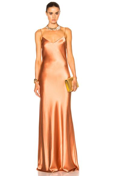 Alcazar V-Neck Dress