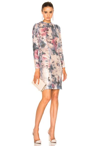 Desert Rose Cocktail Dress