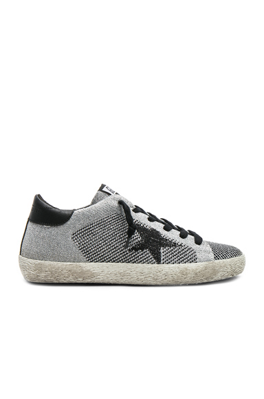 Knit Superstar Sneakers