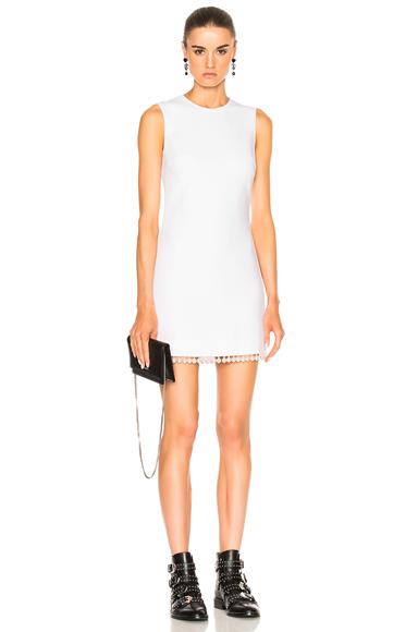 Pearl Trim Dress