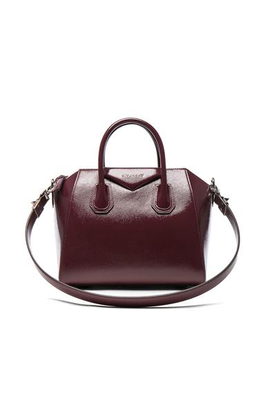 Small Patent Leather Antigona