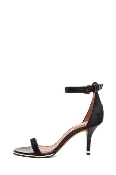 Classic Pony Leather Heel