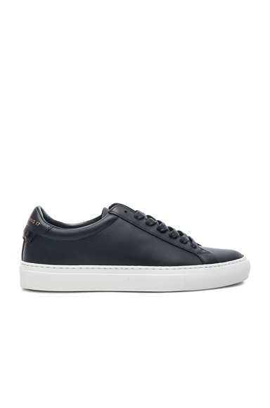Knots Leather Low Sneakers