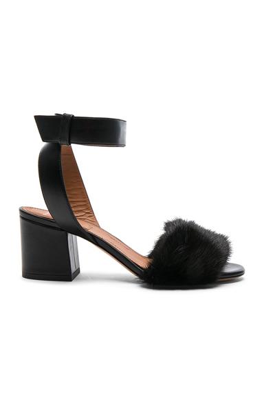 Mink Paris Heels