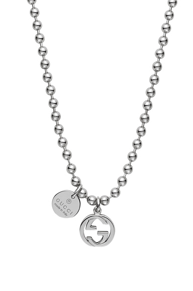 Boule Charm Necklace