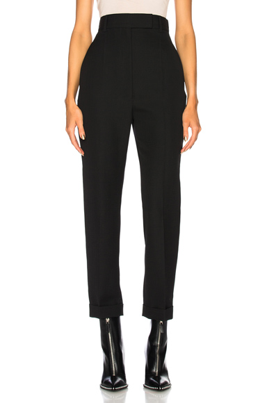 Classic High Waisted Trousers