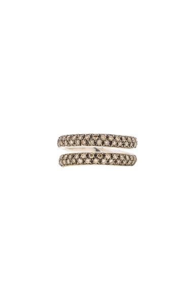 Diamond Hug Ring